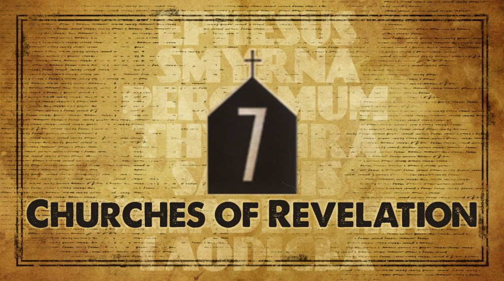 Ephesus - Active but Loveless - Revelation 2:1-7 Image